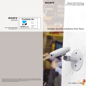 Sony UP-D23MD Product Manual