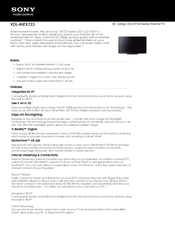 sony bravia 46 manual pdf