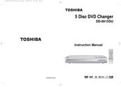 Toshiba SD-6915 Instruction Manual