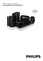 Philips HTS3510/78 Home Theater Driver (2019)
