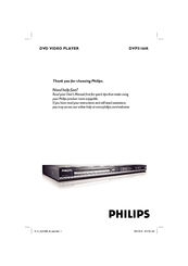 philips dvp5166k 98 manuals rh manualslib com Philips LCD TV Remote Philips Universal Remote Code Manual