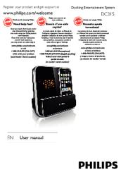 philips dc315 37 user manual pdf download rh manualslib com philips dc315/37 manual philips dc315 05 instruction manual