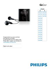 Philips SA1942/37 MP3 Player Drivers for Windows