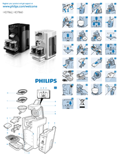philips senseo hd7862 manuals rh manualslib com senseo user manual pdf User Manual PDF