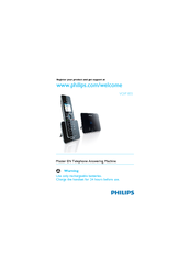philips voip 855 manuals rh manualslib com