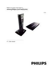 Philips ID9651B/51 User Manual