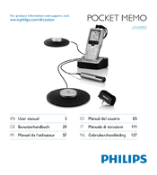 Philips LFH0955/12 User Manual