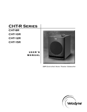 velodyne cht 8r manuals rh manualslib com