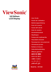 viewsonic vs11444 manuals rh manualslib com Clip Art User Guide Online User Guide