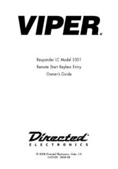 viper 5501 owner s manual pdf download rh manualslib com viper 5501 manual