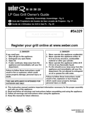 weber burner tube replacement instructions