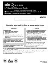 weber q 200 manuals rh manualslib com Weber Q 200 Parts weber q200 user manual
