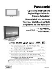 panasonic viera th 50px500 manuals rh manualslib com panasonic viera instruction manual english panasonic tv user manual
