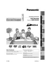 panasonic diga dmr es40v manuals rh manualslib com