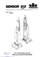 Windsor Sensor S12 Manuals