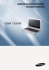 Samsung Rv418 Manuals Manualslib
