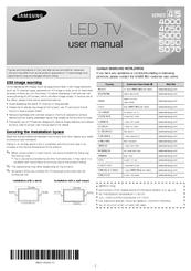 samsung un50eh5000f manuals rh manualslib com Samsung Owner's Manual Samsung Refrigerator Manual