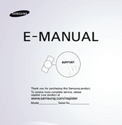 Samsung UN55ES8000G E-manual