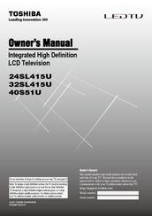 toshiba 40s51u manuals rh manualslib com