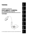Toshiba TLP-C001 - Document Camera Owner's Manual