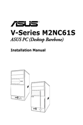Asus V2-M2NC61S Drivers