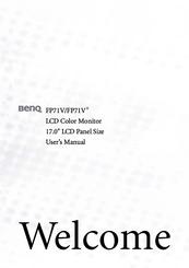 BENQ FP71V DESCARGAR CONTROLADOR