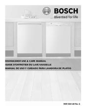 bosch shx55r55uc manuals rh manualslib com Bosch Dishwasher Instruction Manual Bosch Dishwasher Manual Online