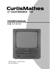 curtis mathes cmc13101 manuals rh manualslib com curtis mathes tronics tv manual curtis mathes tronics tv manual
