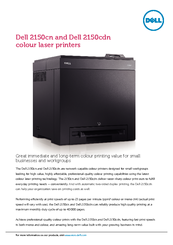 dell 2150cn manuals rh manualslib com Dell 3115Cn dell 2150 service manual pdf