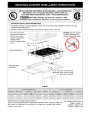 wolf induction cooktop user manual