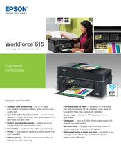 epson workforce 615 manuals rh manualslib com