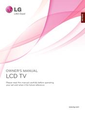 LG 42LD320B OWNER'S MANUAL Pdf Download