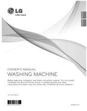 Lg Wt5070cw Owner S Manual Pdf Download Manualslib