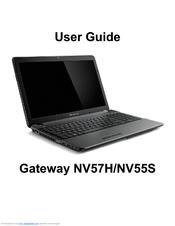 gateway nv55s02u user manual pdf download rh manualslib com Red Gateway NV52 How Do You a Default Gateway NV52