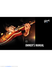 gibson sg special faded manuals rh manualslib com gibson sg owners manual Gibson Les Paul