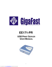 GIGAFAST EE171-PR WINDOWS VISTA DRIVER DOWNLOAD