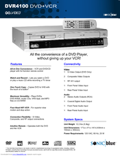 govideo sonic blue dvr4100 manuals rh manualslib com Thermos Grill 2 Go Manual Thermos Grill 2 Go Manual