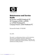 hp compaq presario presario 2200 manuals rh manualslib com hp compaq user manual hp compaq dc7700 user manual