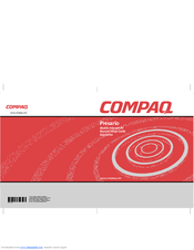 HP Compaq Presario,Presario 802KR Supplementary Manual