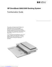 HP OmniBook 5000 Familiarization Manual