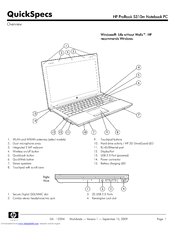 HP ProBook 5310m Specification