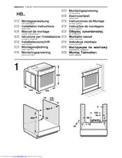 bosch hba13b150b manuals rh manualslib com Bosch Dishwasher Thermal Fuse Telephone to Cat5 Wiring-Diagram