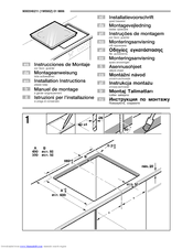 bosch pie675n14e manuals rh manualslib com bosch instruction manual oven bosch instruction manual dishwasher
