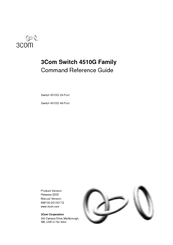 HP E4510-48G Command Reference Manual