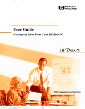 HP Brio 82xx User Manual