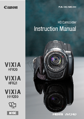 canon vixia hf r200 manuals rh manualslib com canon vixia hf s200 manual canon vixia hf r200 user manual