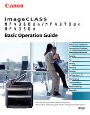 canon imageclass d480 manuals rh manualslib com Canon Copiers and Printers Canon Printer and Fax Machine