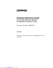 compaq evo d510 mt manuals rh manualslib com compaq evo d510 manual compaq evo d510 manual