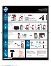 manual for hp pavilion desktop