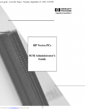 HP Vectra VL 5/xxx - 3 Supplementary Manual